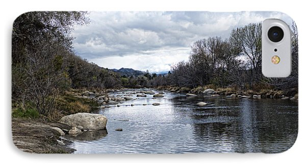 IPhone Case featuring the photograph Upper Kern River by Hugh Smith