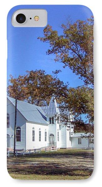 Upper Neck Church IPhone Case