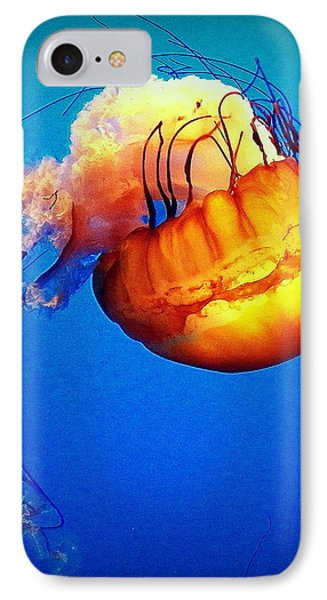 Upside Down Jelly Phone Case by Faith Williams