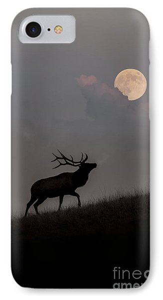 Upwardly Mobile - Yellowstone National Park Phone Case by Sandra Bronstein