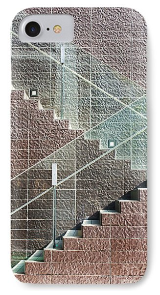 Urban Abstract IPhone Case by Eena Bo