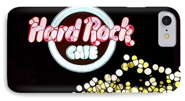 Urban Abstract Hard Rock Cafe Phone Case by Dan Sproul