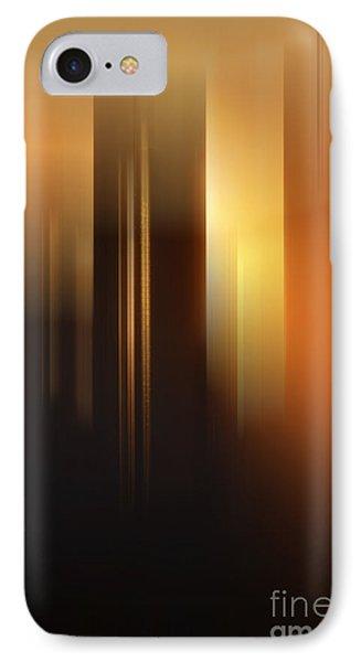 Urban Dawn II IPhone Case by Jessie Parker