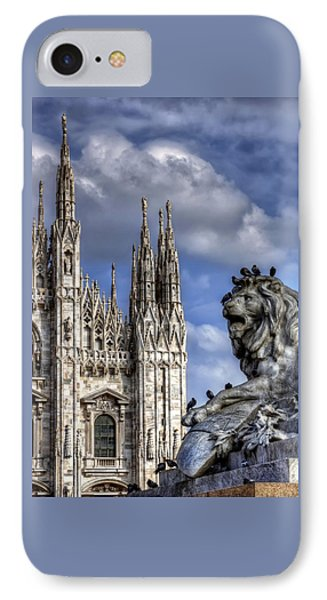 Urban Jungle Milan IPhone Case by Carol Japp
