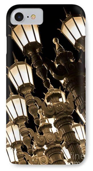 Urban Lights 1 IPhone Case