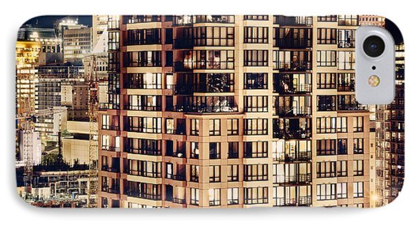 Urban Living Dclxxiv By Amyn Nasser IPhone Case by Amyn Nasser