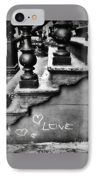 Urban Love IPhone Case by Miriam Danar