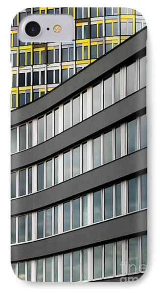 Urban Rectangles Phone Case by Hannes Cmarits
