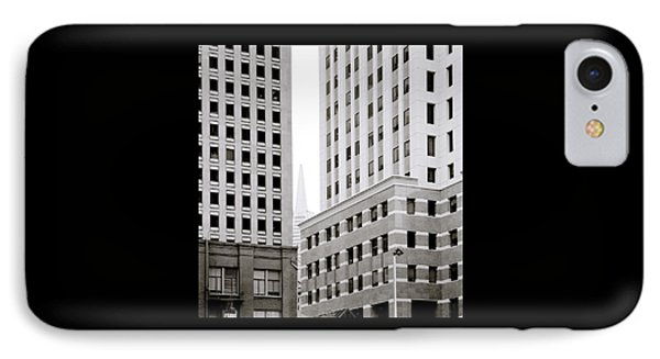 Urban San Francisco IPhone Case by Shaun Higson