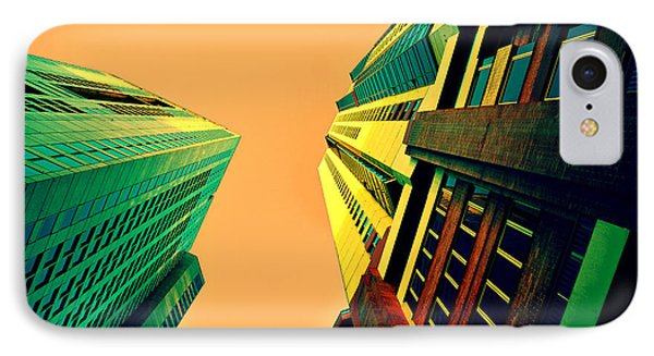 Urban Sky Phone Case by Andrei SKY
