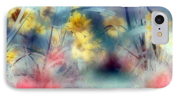 Urban Wildflowers Phone Case by Michael Hoard