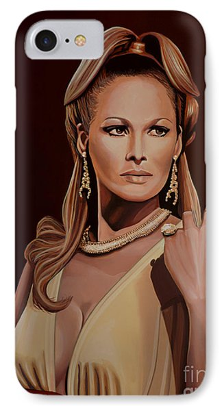 Ursula Andress IPhone Case