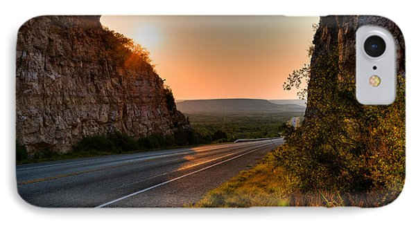 Us 190 Gateway IPhone Case by Allen Biedrzycki