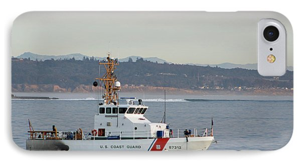 U.s. Coast Guard Cutter - Hawksbill IPhone Case