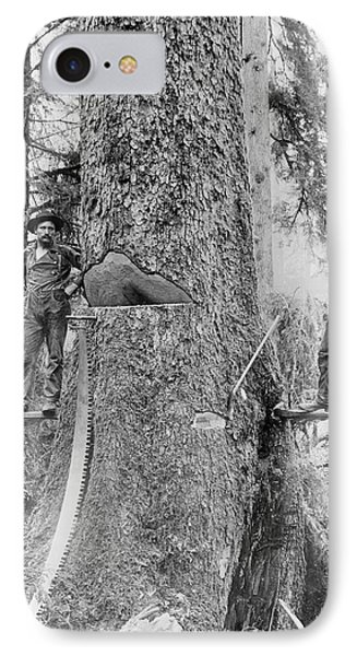 Us Forestry IPhone Case by Library Of Congress