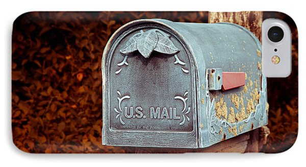 U.s. Mail Approved Phone Case by Eti Reid