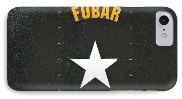 Us Military Fubar Phone Case by Thomas Woolworth