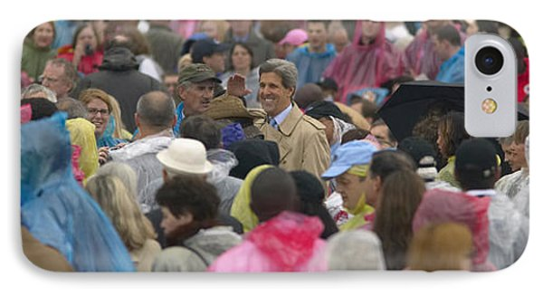U.s. Senator John Kerry, Amidst IPhone Case by Panoramic Images