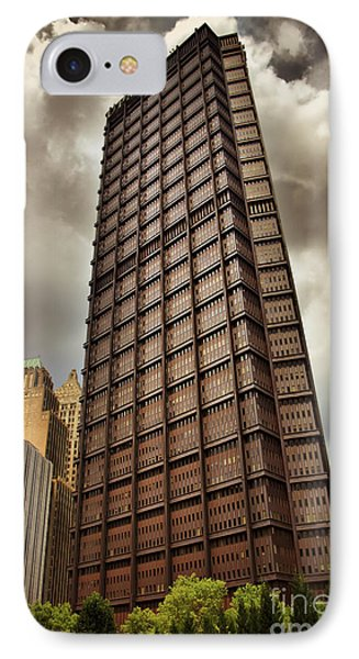 Us Steel Building Pittsburgh Hdr Phone Case by Amy Cicconi