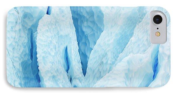 Usa, Alaska Matanuska Glacier Close-up IPhone Case by Jaynes Gallery