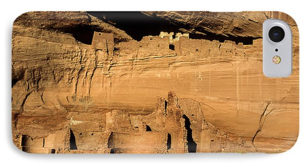Usa, Arizona, Canyon De Chelly National IPhone Case by Ann Collins