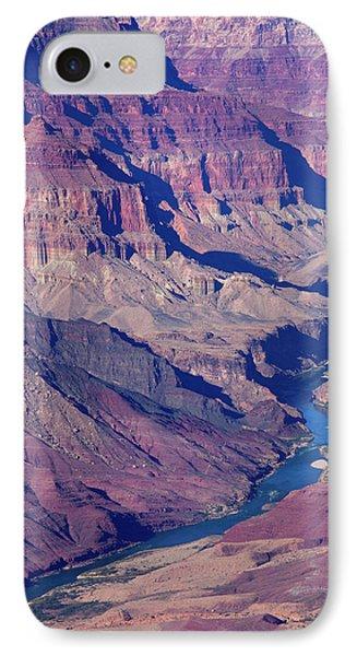 Usa, Arizona, Grand Canyon IPhone Case by Kymri Wilt
