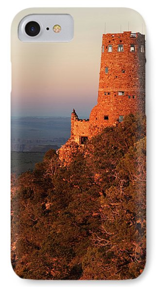 Usa, Arizona, Grand Canyon National Park IPhone Case by Ann Collins