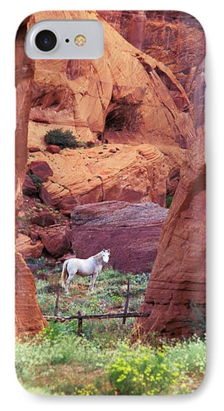 Usa, Arizona, White Mountains, Canyon IPhone Case by Jaynes Gallery