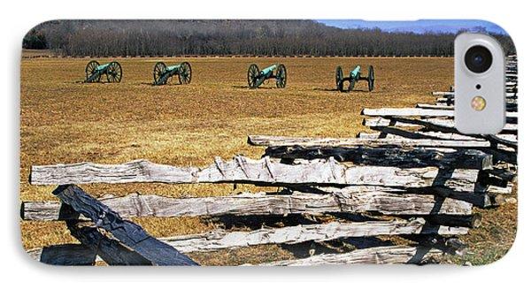 Usa, Arkansas Split-rail Fence IPhone Case