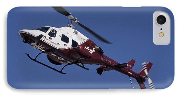 Usa, Boise, Life Flight Helicopter IPhone Case