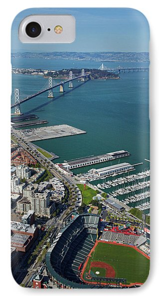 Usa, California, San Francisco IPhone Case by David Wall