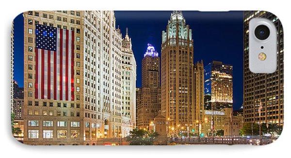 Usa - Chicago IPhone Case