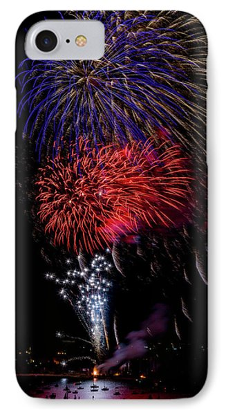 Usa, Colorado, Frisco, Dillon Reservoir IPhone Case