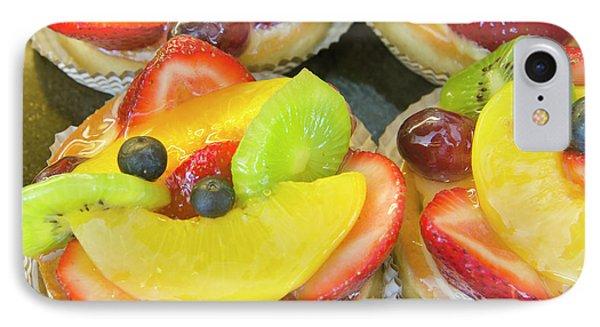 Usa, Florida Croissant Gourmet, Winter IPhone Case by Michael Defreitas