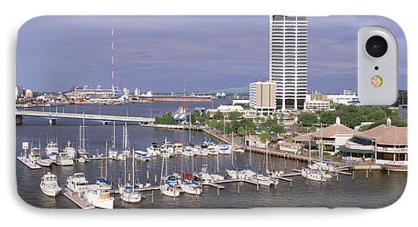Usa, Florida, Jacksonville, St. Johns IPhone Case by Panoramic Images