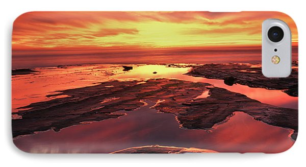 Usa, Maine, Acadia National Park IPhone Case by Christopher Talbot Frank