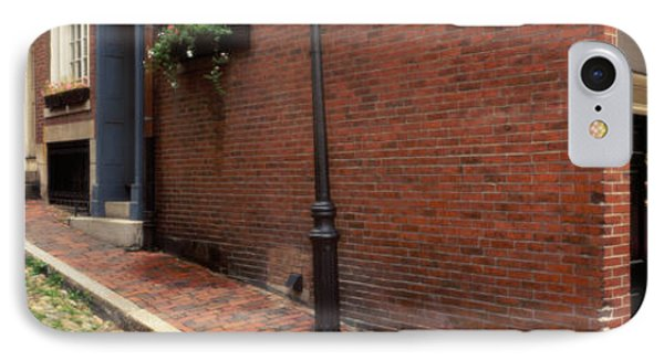Usa, Massachusetts, Boston, Beacon Hill IPhone Case by Panoramic Images