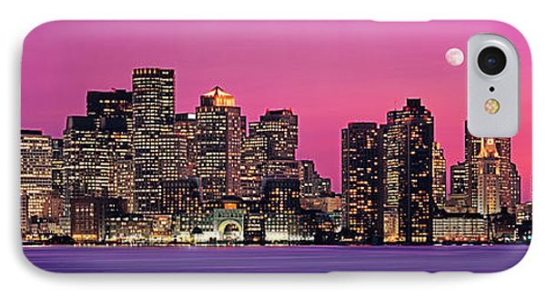 Usa, Massachusetts, Boston, View Of An IPhone Case by Panoramic Images