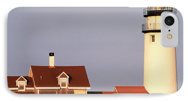 Usa, Massachusetts, North Truro, Cape IPhone Case by Walter Bibikow