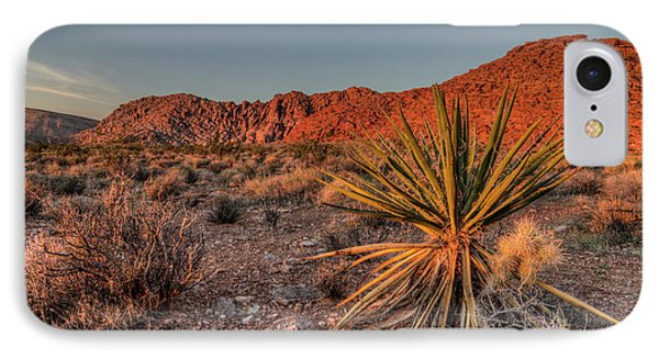 Usa, Nevada Red Rock Canyon National IPhone Case