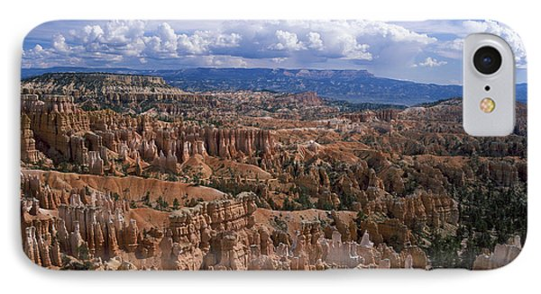 Usa, Utah, Bryce Canyon National Park Phone Case by Tips Images