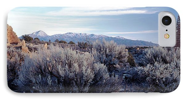 Usa, Utah, Ruins At Hovenweep National IPhone Case by Scott T. Smith
