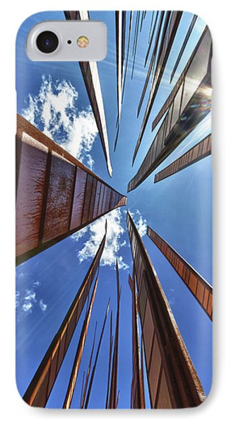 Usa, Washington, Seattle IPhone Case by Christopher Reed