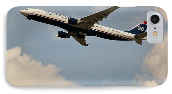 Usairways IPhone Case by Rene Triay Photography