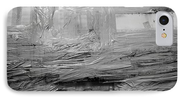 Used Car Abstract I IPhone Case by Dean Harte