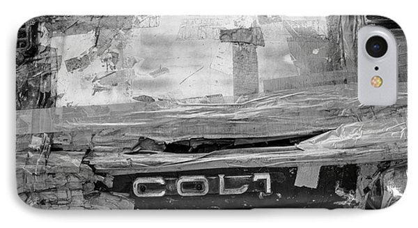 Used Car Abstract V IPhone Case by Dean Harte