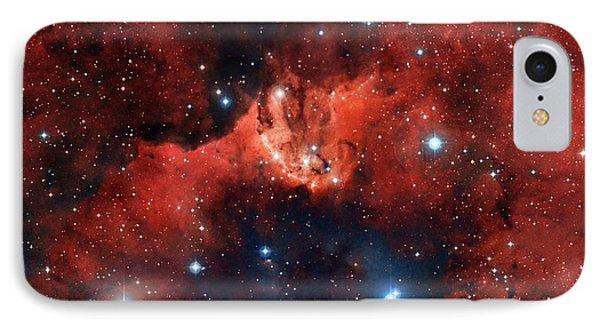 V1318 Cygni Star Cluster IPhone Case by Robert Gendler