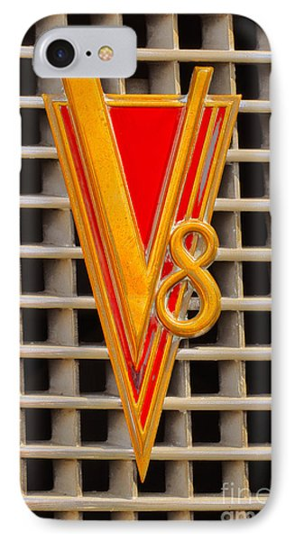 V8 Lasalle Phone Case by Jerry Fornarotto