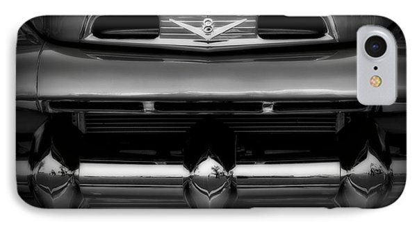 IPhone Case featuring the photograph V8 Power by Steven Sparks