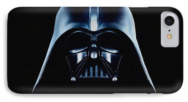 Vader IPhone Case by Jeff DOttavio
